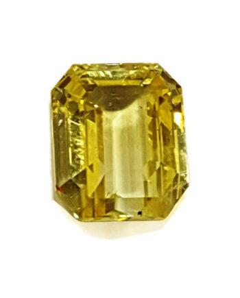Yellow Sapphire 4.19ct