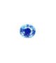 NGC0150 Blue Sapphire 5.19 cts H.WHITE.